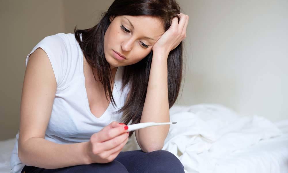 Prueba de embarazo con niveles bajos de AMH
