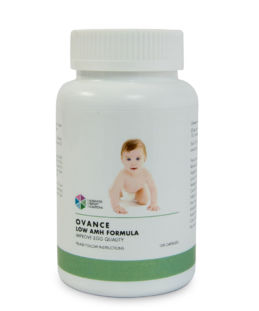 Ovance is a proven way to increase low AMH levels, lower FSH levels and improve egg quality with diminished ovarian reserve. Shop Ovance Low AMH Formula