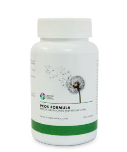 Natural remedies for PCOS treatment. PCOS Formula