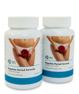 Regulate the Periods II Amenorrhea treatment